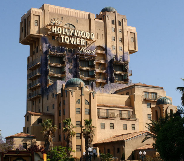 Tower of Terror closing