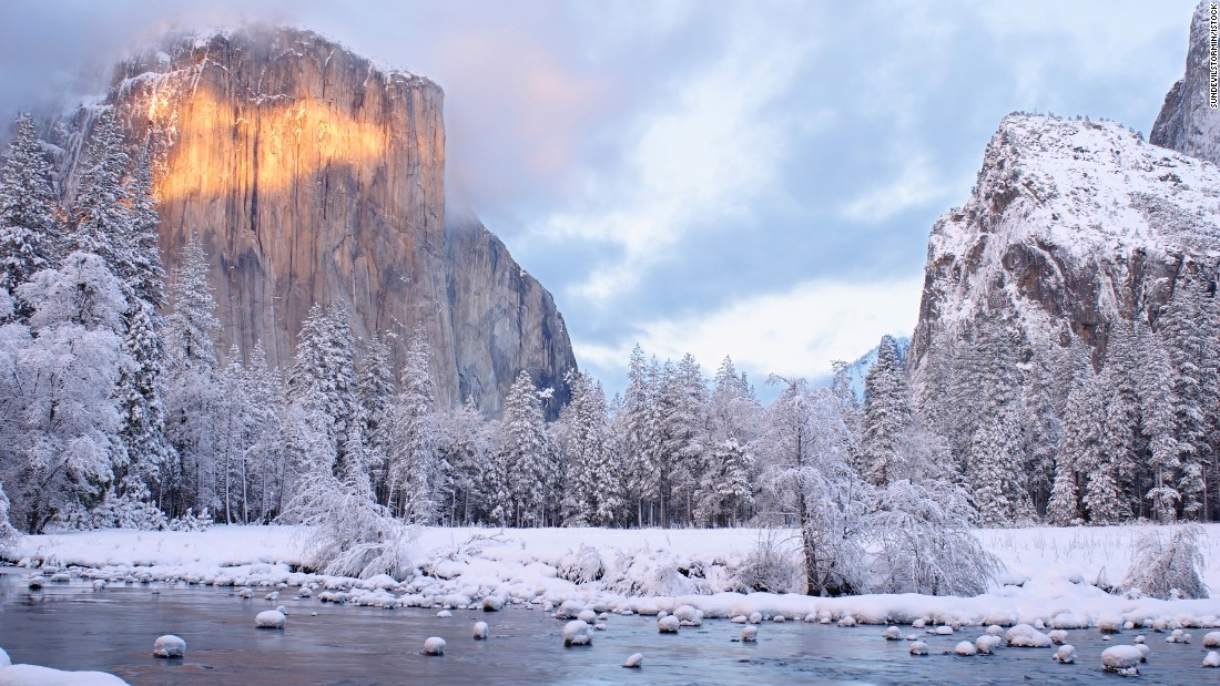10 Best National Parks To Visit This Winter The Camping