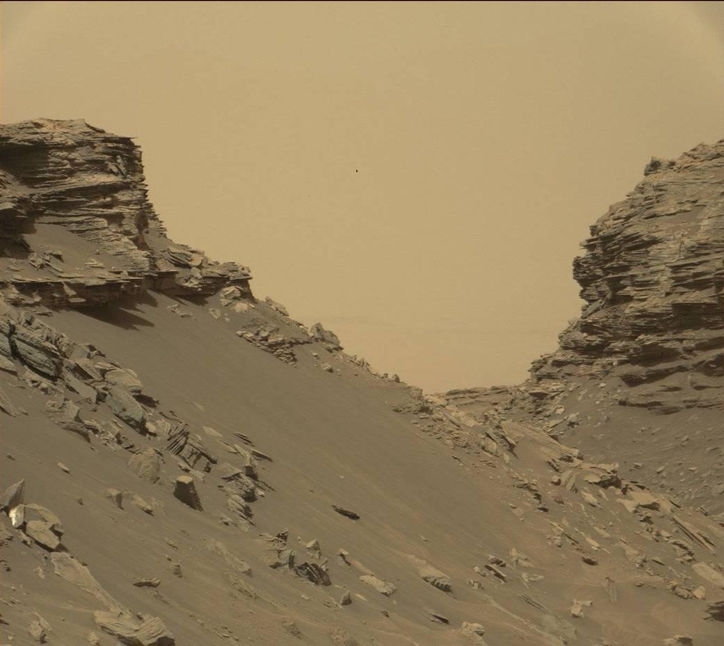 coolest mars landscape