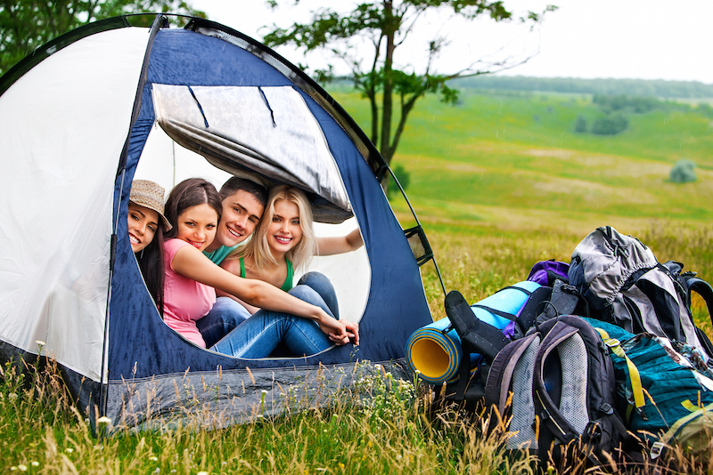 Think about the type of rest you prefer  sc 1 st  The C&ing Canuck & How to choose the right type of tent - The Camping Canuck