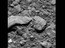 Last Image from Rosetta