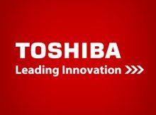 Toshibas sale electronics & media