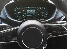 Vehicle steering wheel buttons market