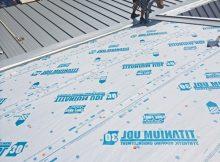 Roofing Underlayment Market