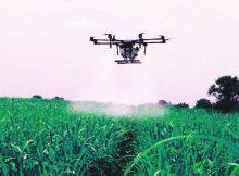 Agriculture UAV Market
