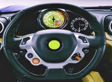 Automotive steering wheel switch market