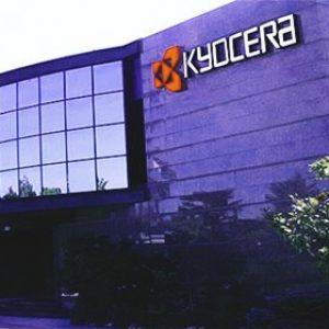 kyocera build ceramic plant