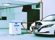 nissan renewable energy industry