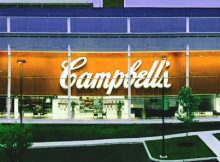 campbell shoppable e-commerce sales