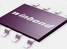 winbond launches nand flash memory