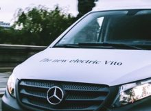 amazon electric delivery vans mercedes benz