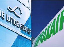 threaten firms merger praxair