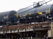 Canada crude by rail facility